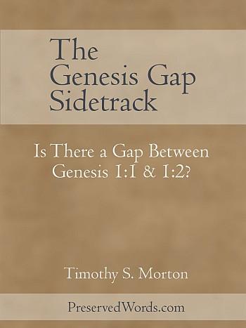 The Genesis Gap Sidetrack / Title